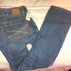 Aeropostale Low Rise Skinny Slim Fit Jeans.